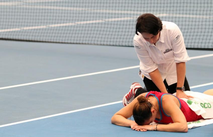 HOW TO PREVENT INJURIES IN TENNIS (PART I)