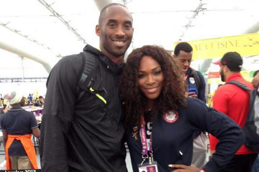 "Serena Williams prays for Kobe Bryant's family: ""Your legend will live on"""