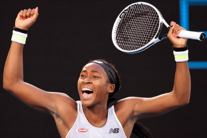 Simona Halep backs Cori Gauff to chase Major crowns in a couple of years