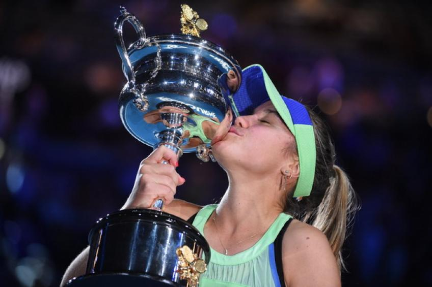 WTA Rankings: Melbourne winner Sofia Kenin cracks top-10. Ashleigh Barty stays no. 1