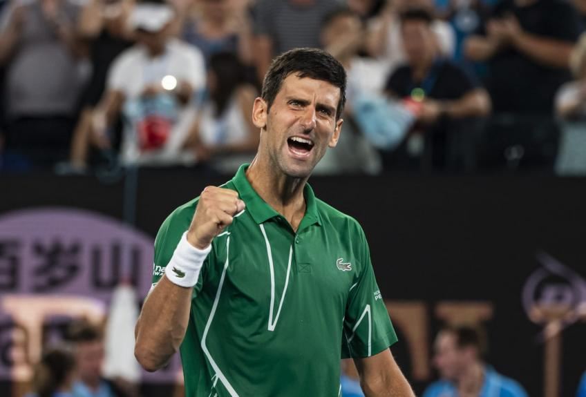 Marian Vajda: Novak Djokovic is stable, confident and knows what he wants