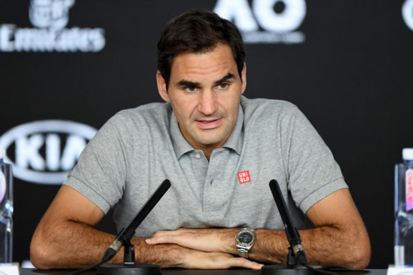 Roger Federer: 'I couldn't be more excited about facing Rafael Nadal in South Africa'