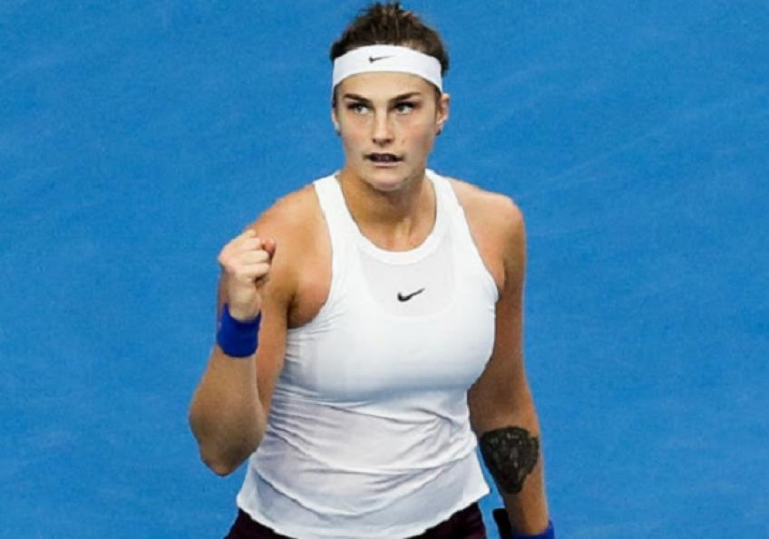 Aryna Sabalenka: I love to play Fed Cup. It gives me so much energy