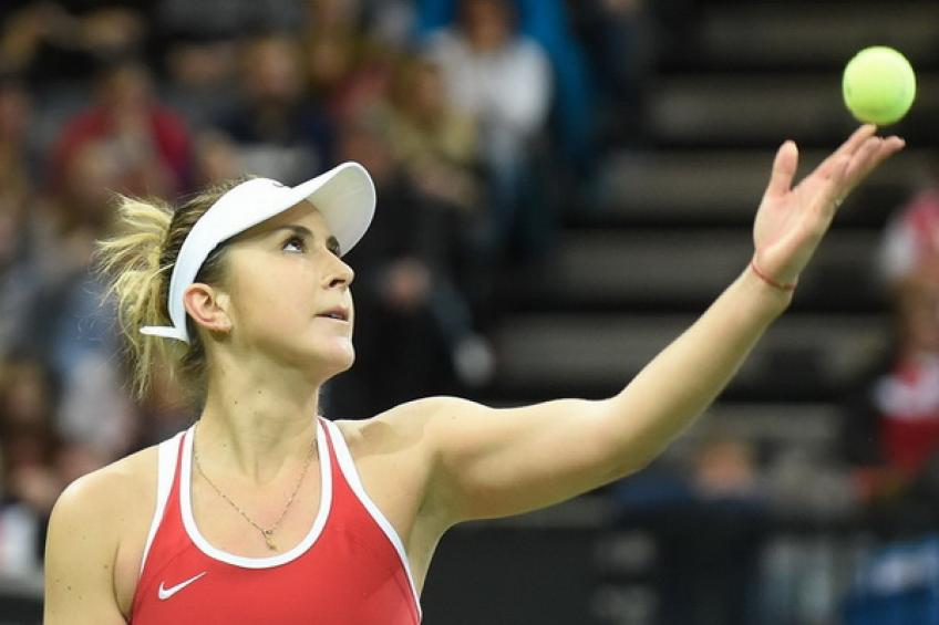 Belinda Bencic: 'It's disappointed to lose after such an amazing start'