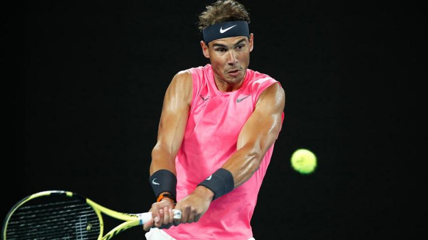 Former soccer player with sclerosis writes a letter to Rafael Nadal