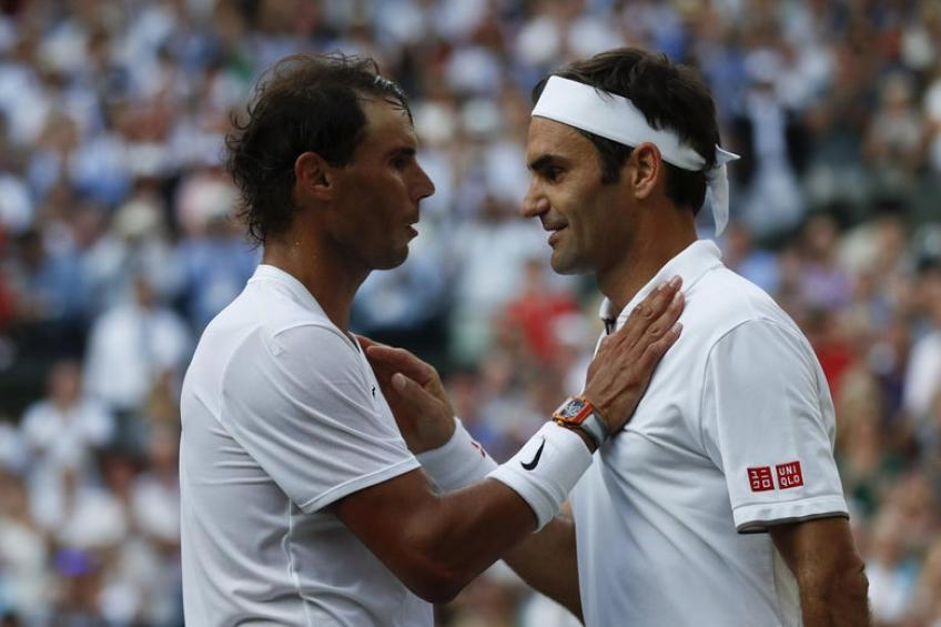 Roger Federer speaks on his relationship with Rafael Nadal