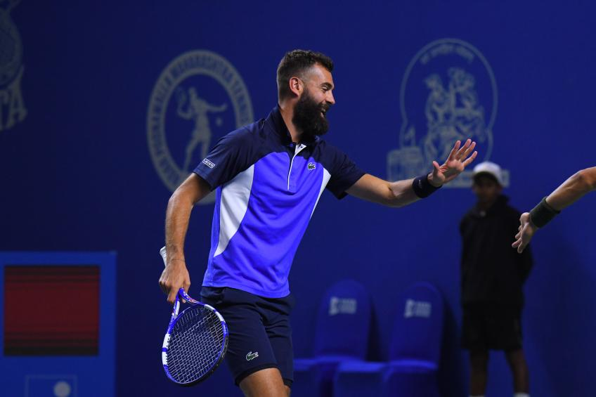 From unhappiness to happiness: How Benoit Paire transitioned himself on-court