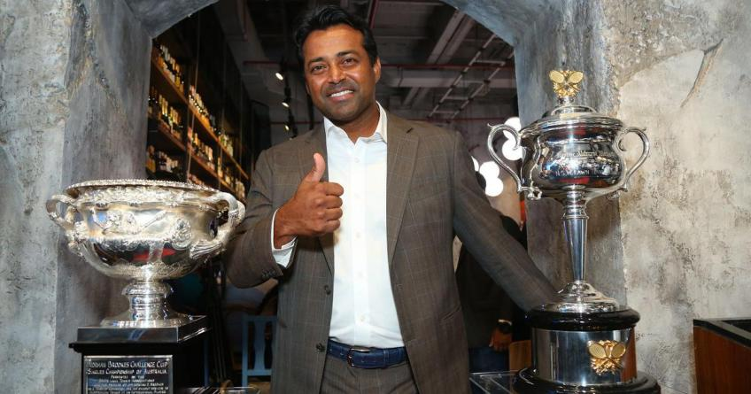 What is the one thing that Leander Paes still wishes to win?