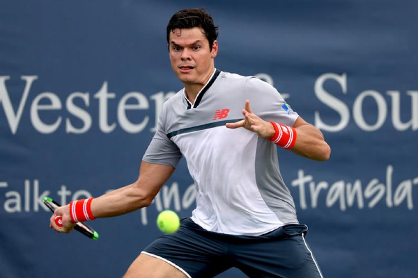 Milos Raonic: 'My best tennis is yet to come'