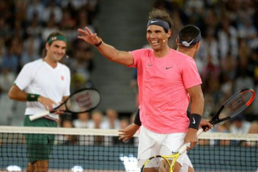 Rafael Nadal The Match In Africa Against Roger Federer Was Lifetime Experience