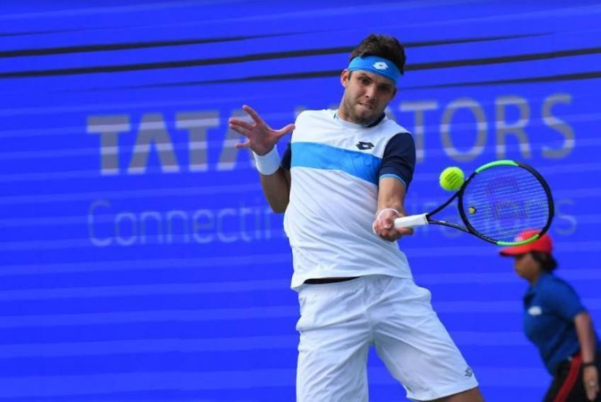 Jiri Vesely close to achieving 2020 goal while the season has just begun