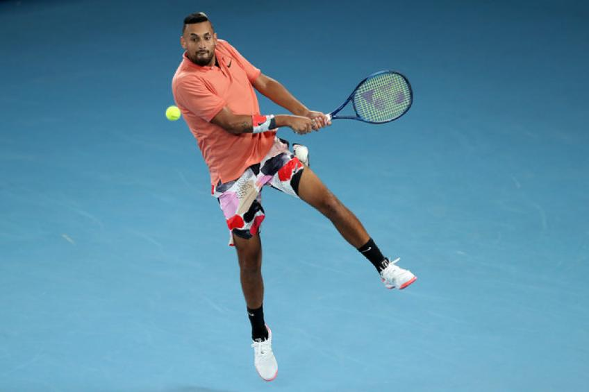 Nick Kyrgios reveals reason for skipping New York Open
