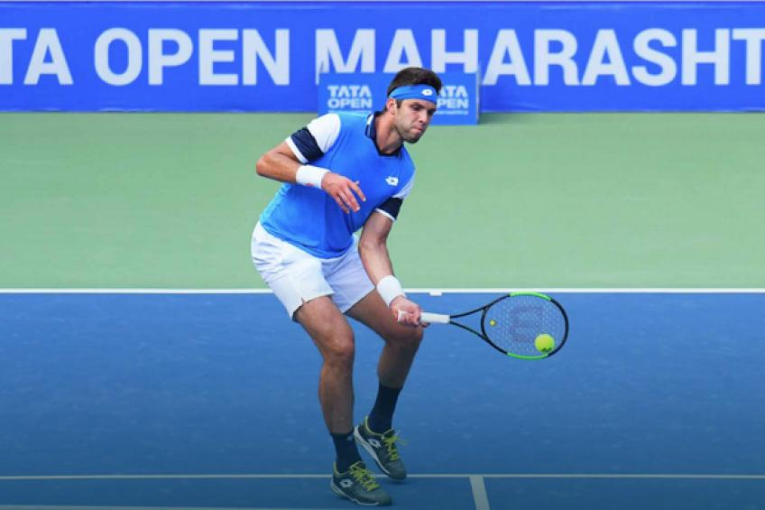 ATP Pune: Jiri Vesely prevails over Egor Gerasimov to lift second ATP title