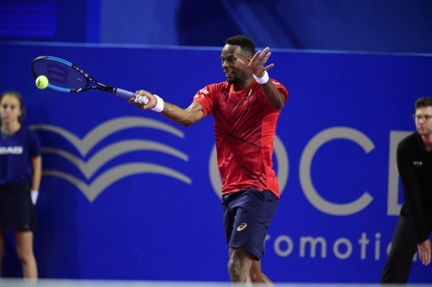 ATP Montpellier: Gael Monfils tops Vasek Pospisil for third Open Sud de France crown