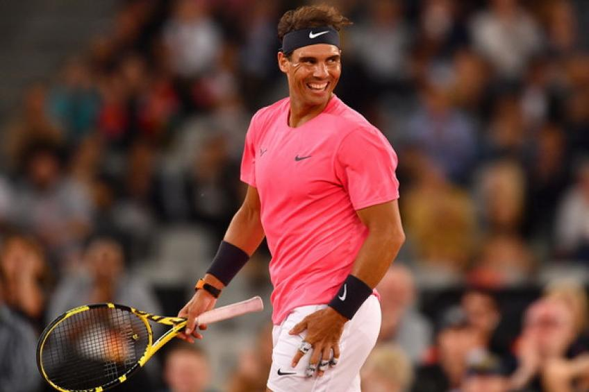 Rafael Nadal follows Roger Federer on exclusive ranking record