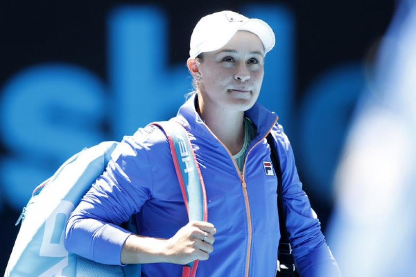 WTA Rankings: Ashleigh Barty leads ahead of Karolina Pliskova and Simona Halep