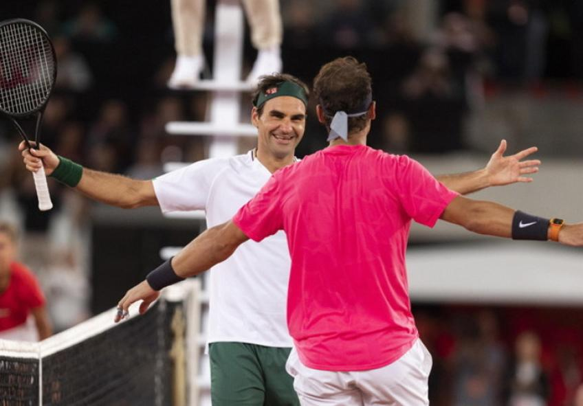 Roger Federer crowned his dream and the match for Africa is the example