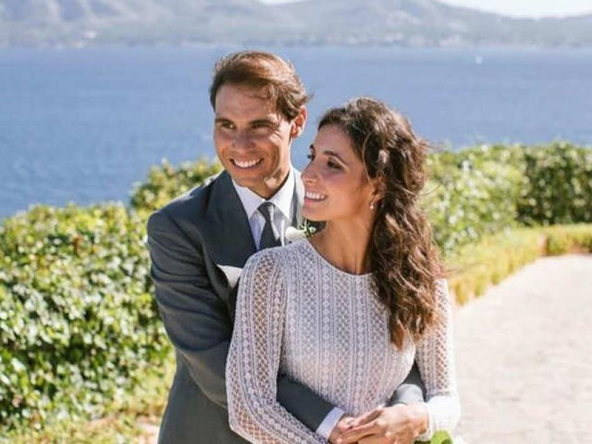 Rafael Nadal says his life hasn't changed much after getting married