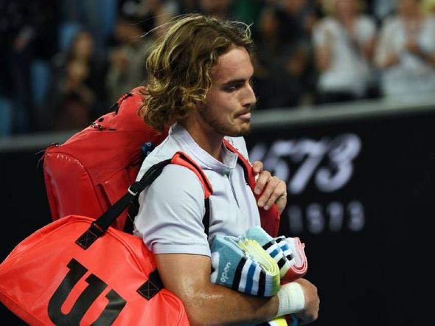 ATP Rotterdam: Stefanos Tsitsipas & Nenad Zimonjic suffer bad loss in team debut