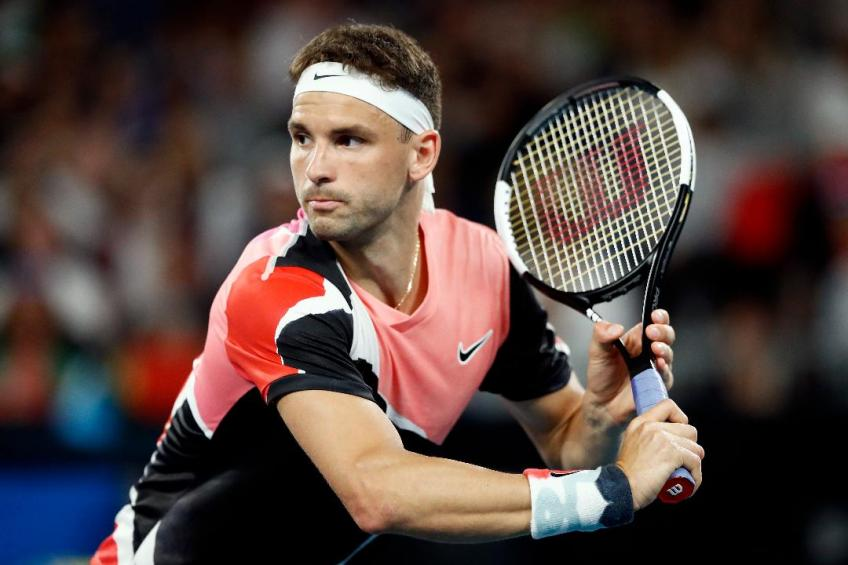 Grigor Dimitrov speaks highly of Denis Shapovalov after Rotterdam clash