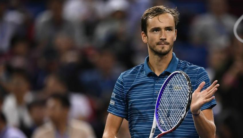 Daniil Medvedev: I think I have played some good tennis