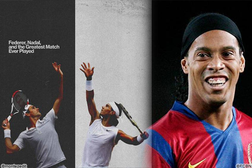Directors take on Ronaldinho's life after Roger Federer and Rafael Nadal documentary