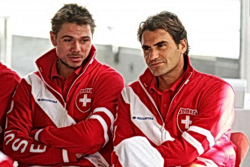 On this day: Roger Federer, Stan Wawrinka fall to Mike Bryan, Mardy Fish in Davis Cup
