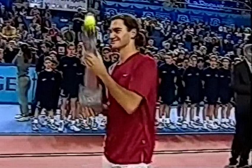 On this day: Roger Federer sinks Jonas Bjorkman to conquer fifth ATP crown in..