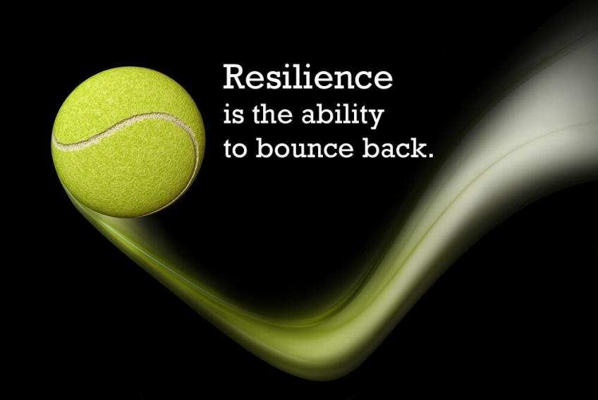 Resilience and Tennis players