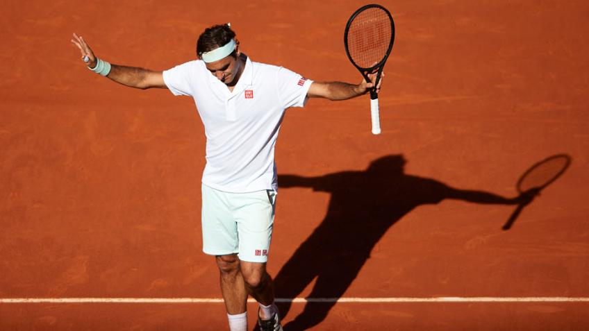 Agent Tony Godsick denies rumors of Roger Federer playing Madrid and Rome