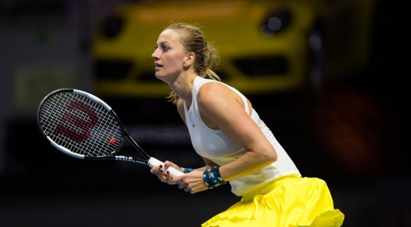 Petra Kvitova pulls out of St. Petersburg with illness