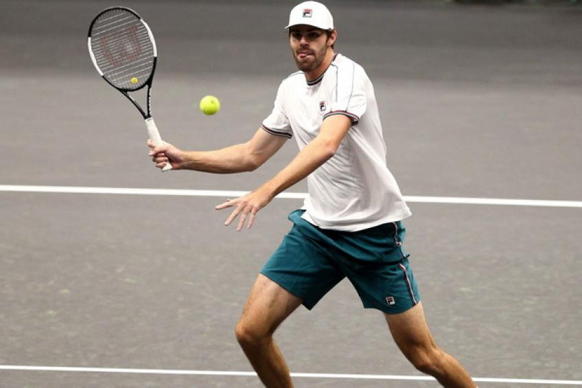 ATP New York: Reilly Opelka marches on. John Isner loses to Jordan Thompson