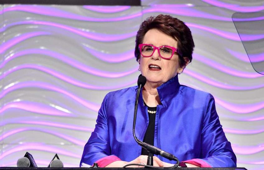 Billie Jean King: Allowing On Coaching from the Stands is a No-Brainer