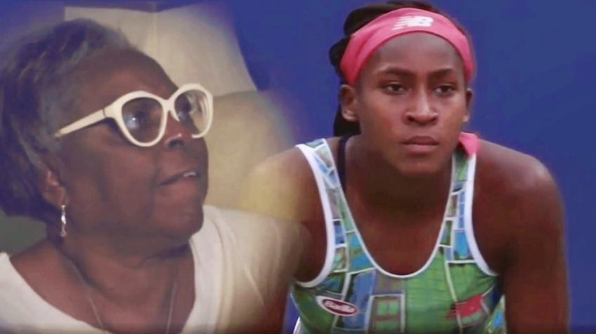 GrandMom on Coco Gauff: I love her dearly, so Winning is not the motivation for me
