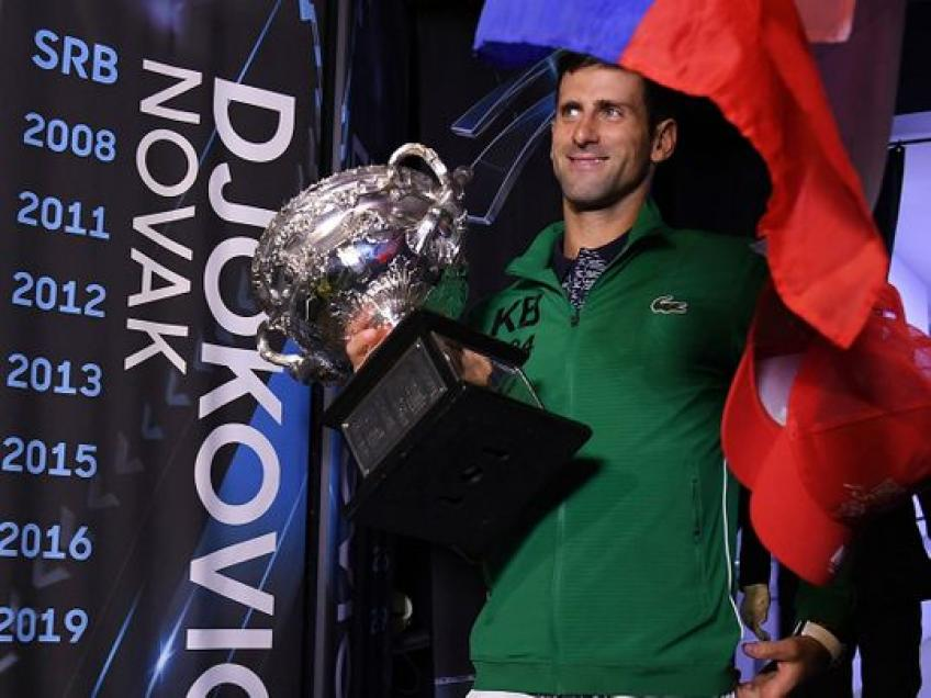 World No. 1 Novak Djokovic Gets UAE 10 Year Gold Card visa