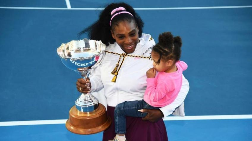 "Serena Williams: ""I just want to prepare my daughter"""