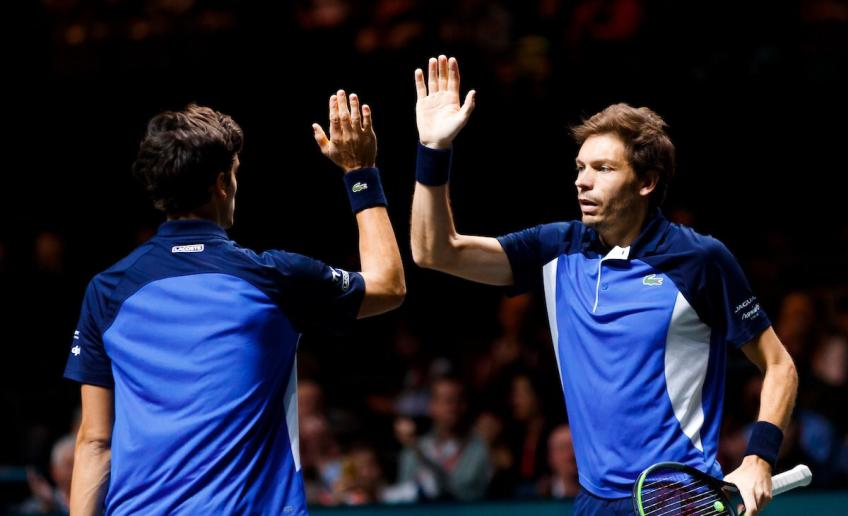 ATP Doubles: Nicolas Mahut & Pierre-Hugues Herbert win second Rotterdam title