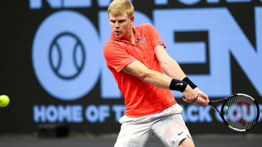 Kyle Edmund: There's lot of ups and downs you don't see behind scenes