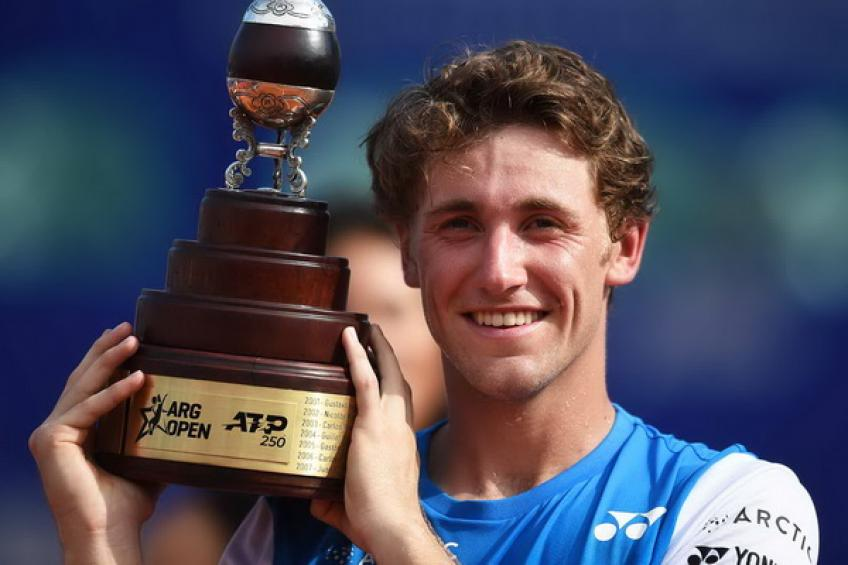 2020 in Review: Casper Ruud writes history as Norway's first ATP champion