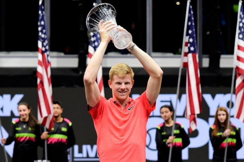 ATP New York: Kyle Edmund wins much-needed second ATP title over Andreas Seppi