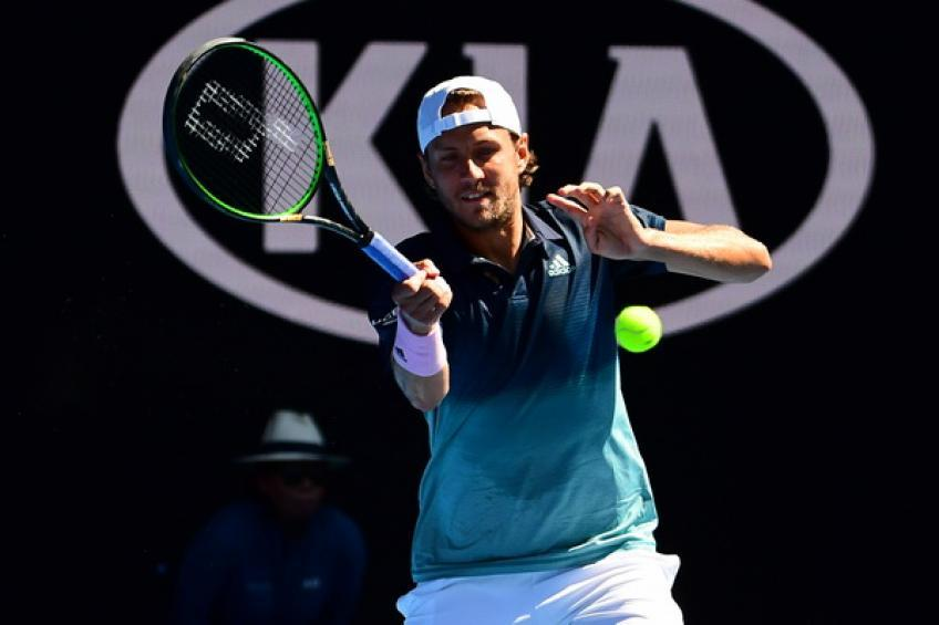 Lucas Pouille out of Acapulco, will start season at Indian Wells Challenger