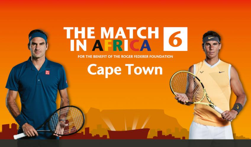 Roger Federer Shares Epic Recap from Cape Town Match