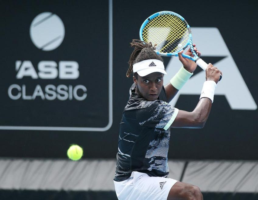 Stefanos Tsitsipas: Mikael Ymer has different game style than most players
