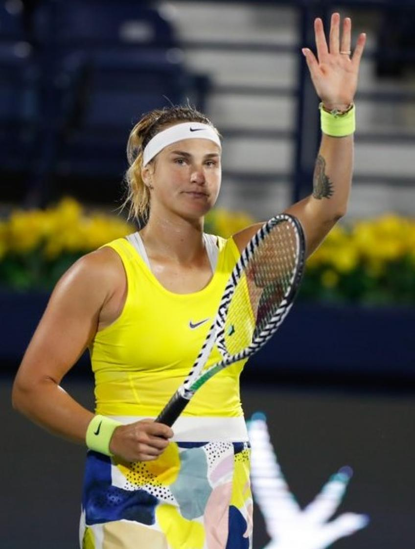 Dubai Open: Aryna Sabalenka, Garbine Muguruza, Rybakina advance to quarter-finals