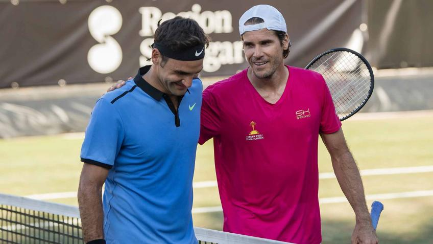 Indian Wells Masters TD Tommy Haas wishes Roger Federer speedy recovery
