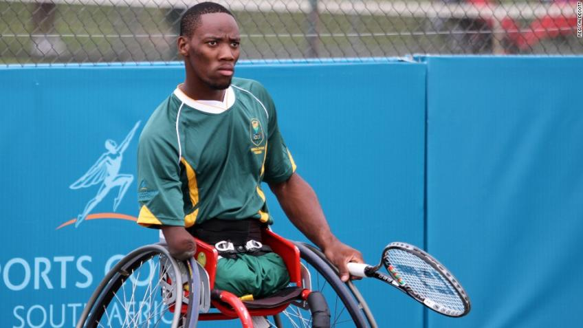 Lucas Sithole Accepts ITF Ban; Says Will Comeback When Bands Ends in Sept 2021