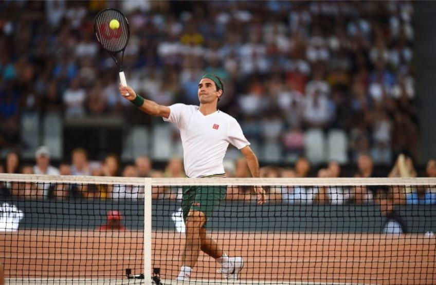"""Roger Federer: """"My Match in Africa represented something special for everyone"""""""
