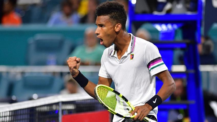 Gilles Simon: Felix Auger-Aliassime isn't a finished product