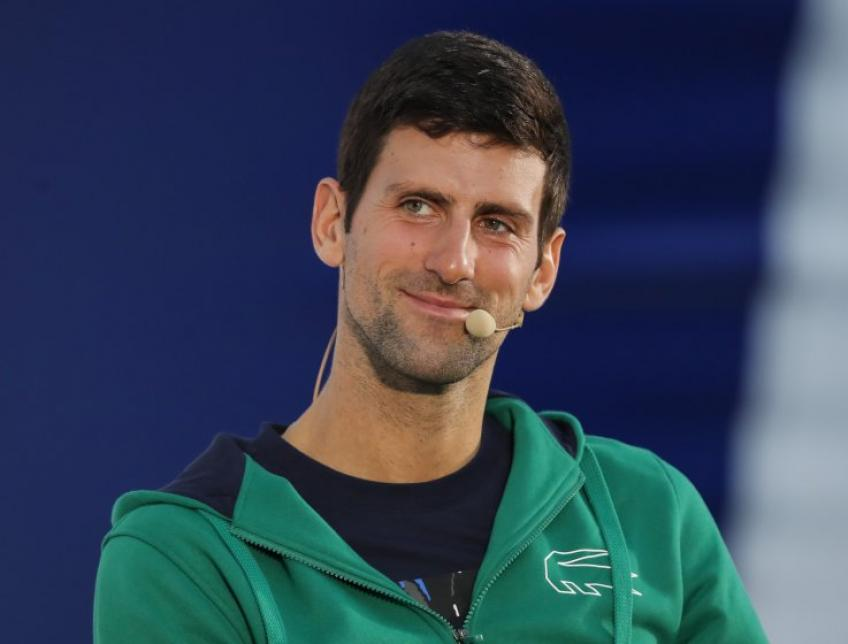Novak Djokovic reveals his post retirement plans