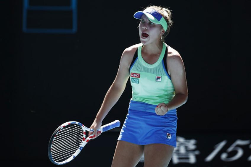 WTA Rankings: Bianca Andreescu and Sofia Kenin gain places. Svitolina, Bencic slide
